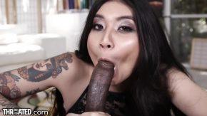 Penis negru mare pentru o femeie deosebita